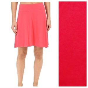 Columbia Sportswear Skirt Berry Color New With Tag